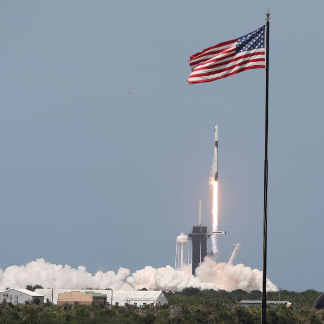 us spacex launch aerospace space