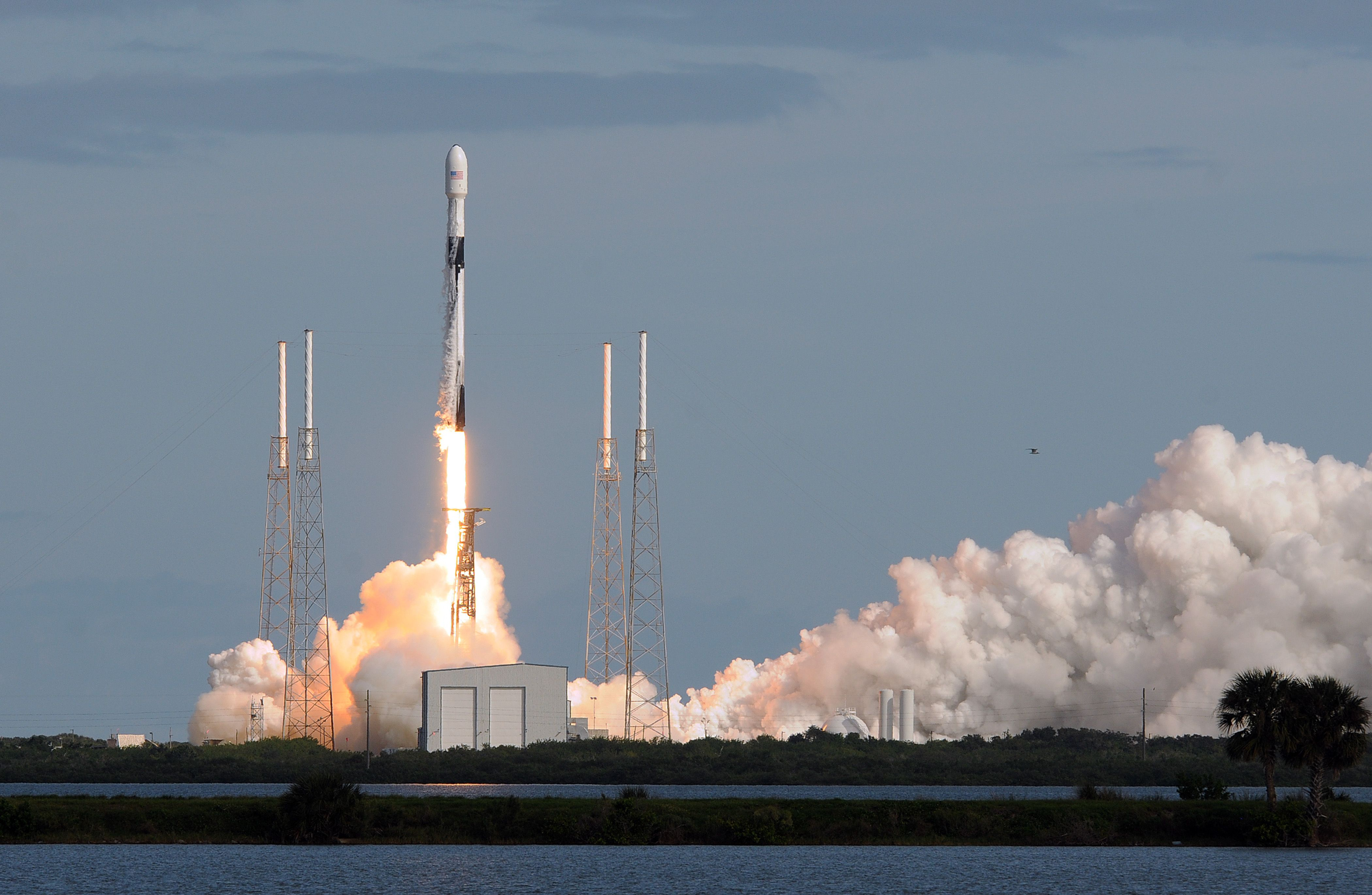 Watch SpaceX and U.S. Space Force Launch a GPS Satellite