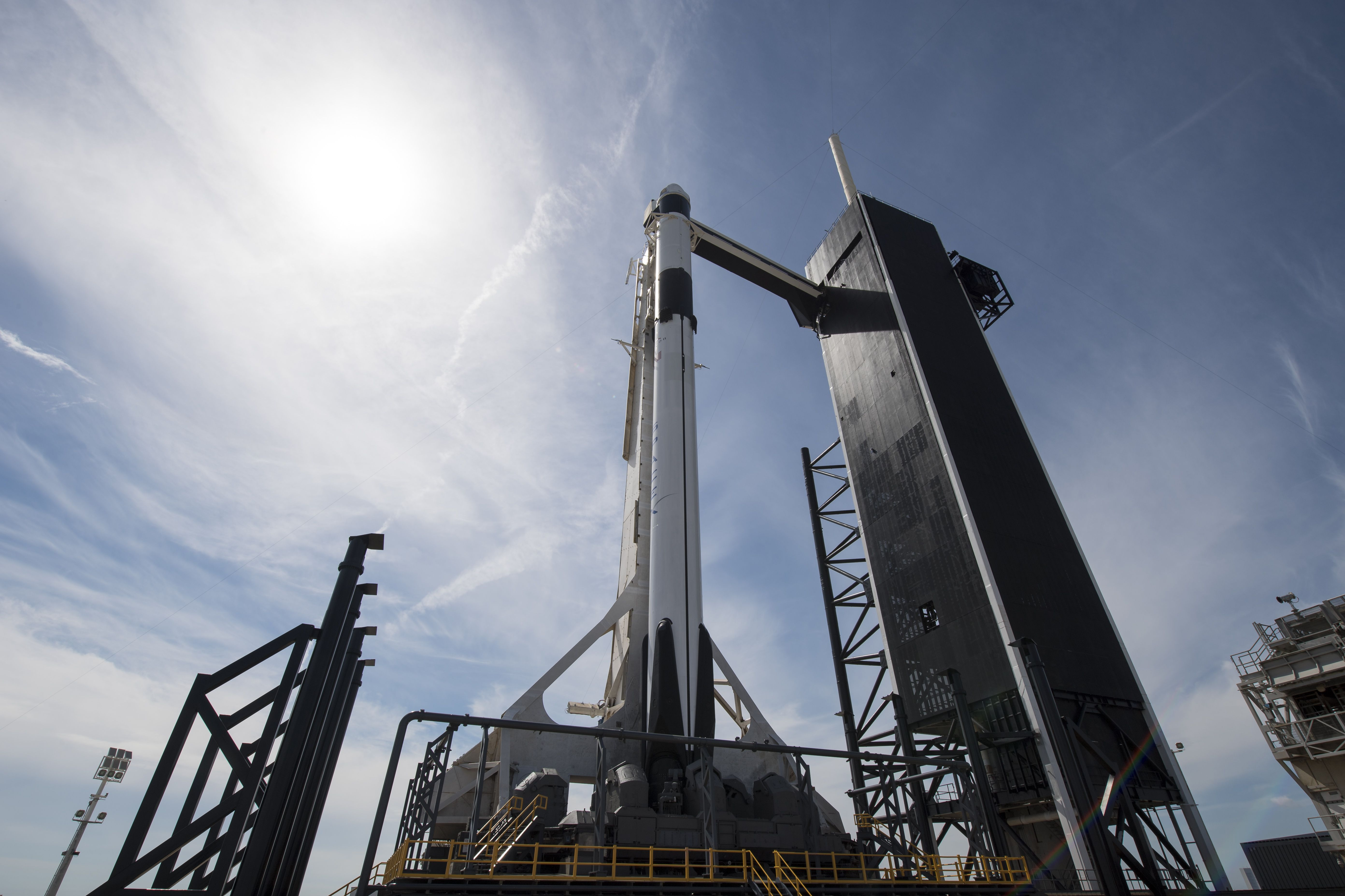In May, SpaceX Will Return Human Spaceflight to U.S. Soil