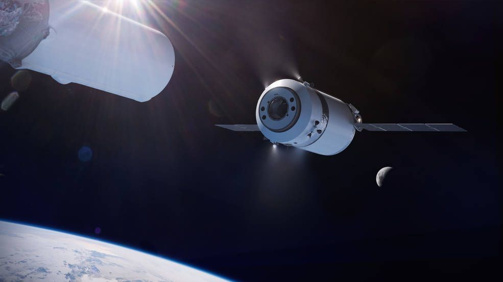 NASA Chooses SpaceX To Be Its Lunar Gateway Delivery Guy