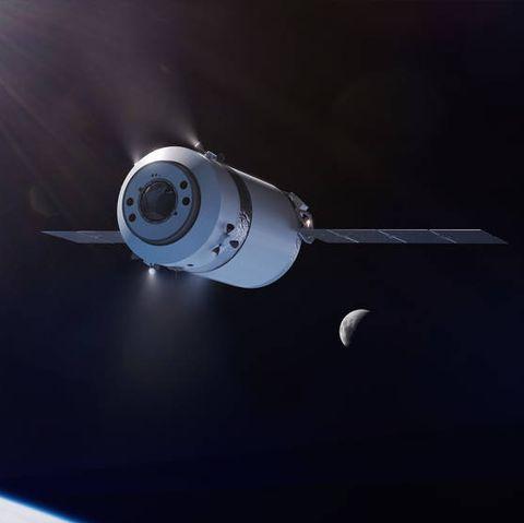 Sky, Space, Aerospace engineering, Vehicle, Spacecraft,