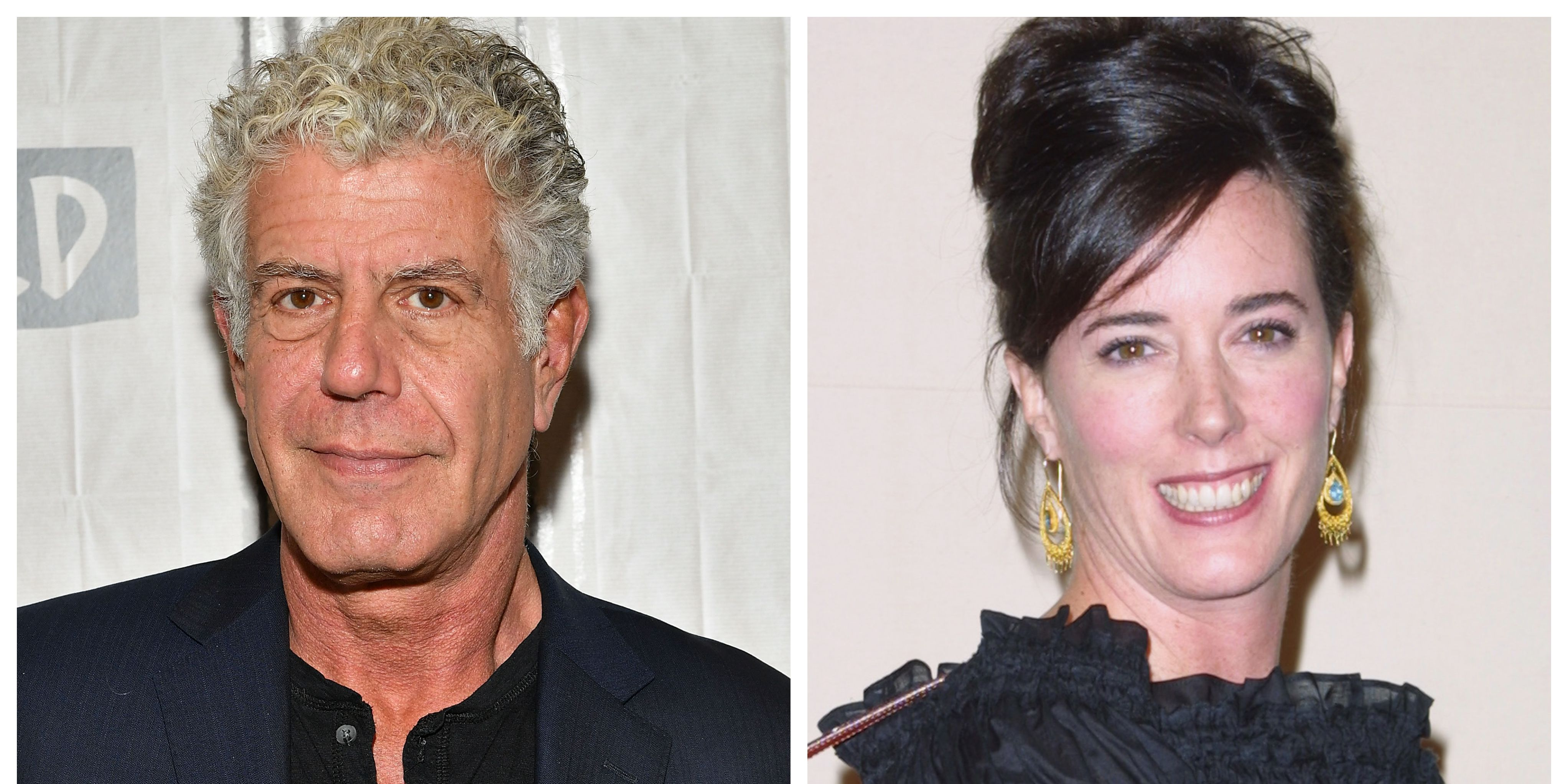 kate spade and anthony bourdain suicide