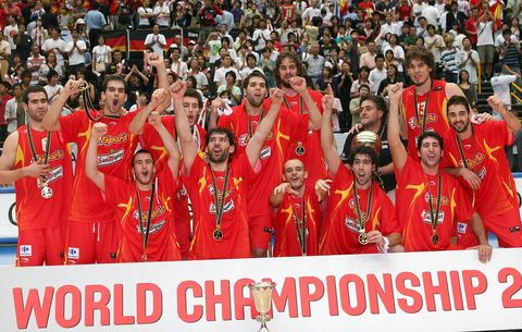 FIBA World Basketball Championship - Finals