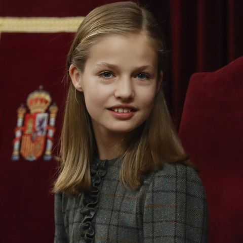 スペイン・レオノール王女