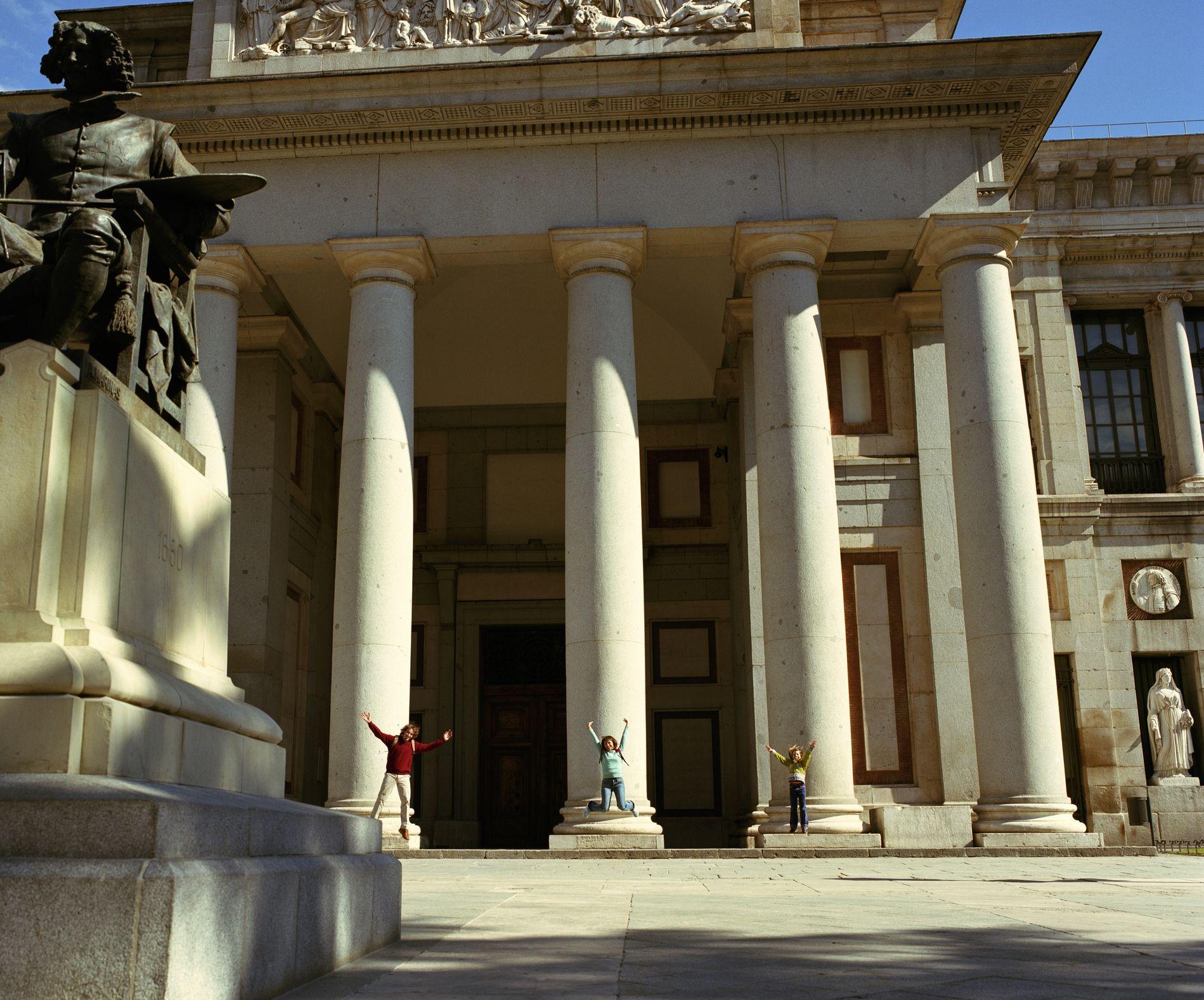 Nos vamos de visita virtual gratis al Museo del Prado con los más peques
