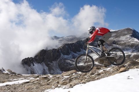 The UCI Wants to Host a World Cup for Snow Biking
