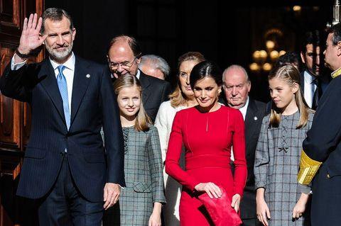 スペイン王室ロイヤルメンバー