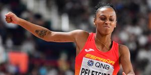 Ana Peleteiro, triple salto, Doha 2019, Mundial de atletismo