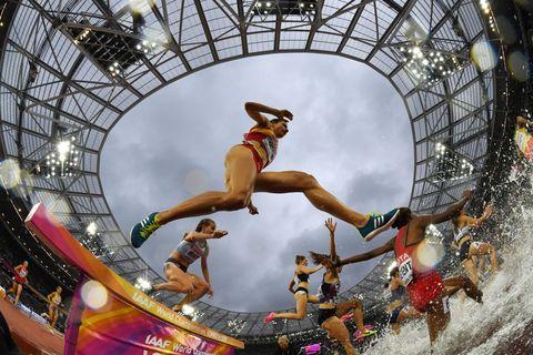 Mínimas atletas españoles para el Mundial de atletismo de Doha 2019