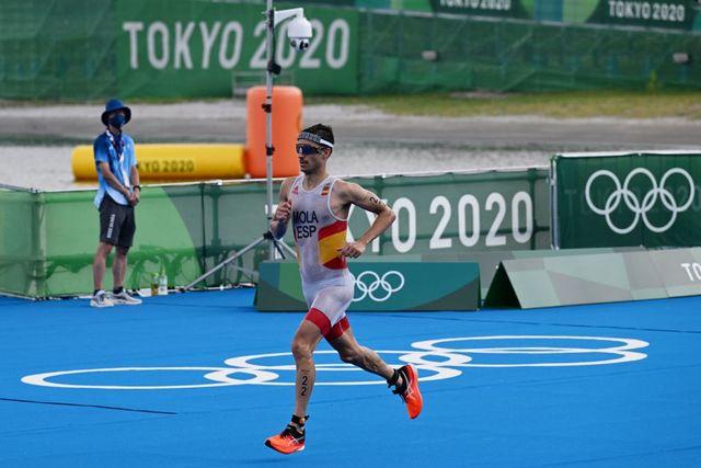 mario mola, triatlón, juegos olimpicos de tokio