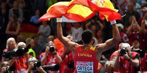 Selección española para elMundial de Doha 2019
