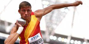 Mínimas para el Mundial de atletismo de Doha 2019