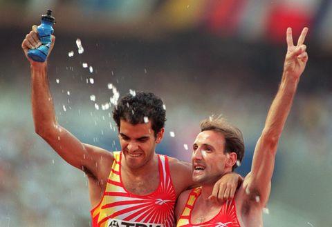 Reyes Estévez y Fermín Cacho se enfrentan en Granada