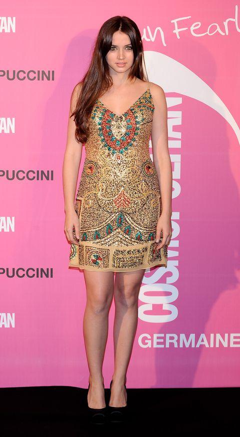 Celebrities Attend 'Fun Fearless Female Cosmopolitan Awards 2009'