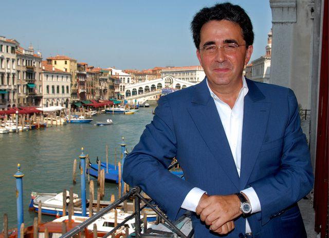 l'architetto spagnolo santiago calatrava