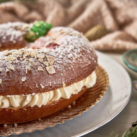 Spanish Christmas cake