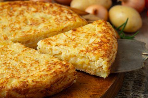 Ricetta Per Tortillas Spagnole.I Trucchi Per Fare Una Tortilla Morbida E Squisita Come In Spagna