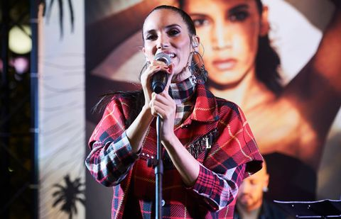 India Martinez New Album Presentation