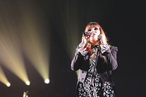 Rozalen Performs In Concert In Madrid