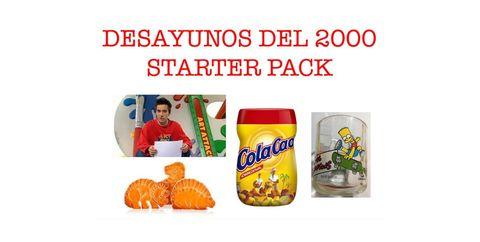 Spanish Starter Packs