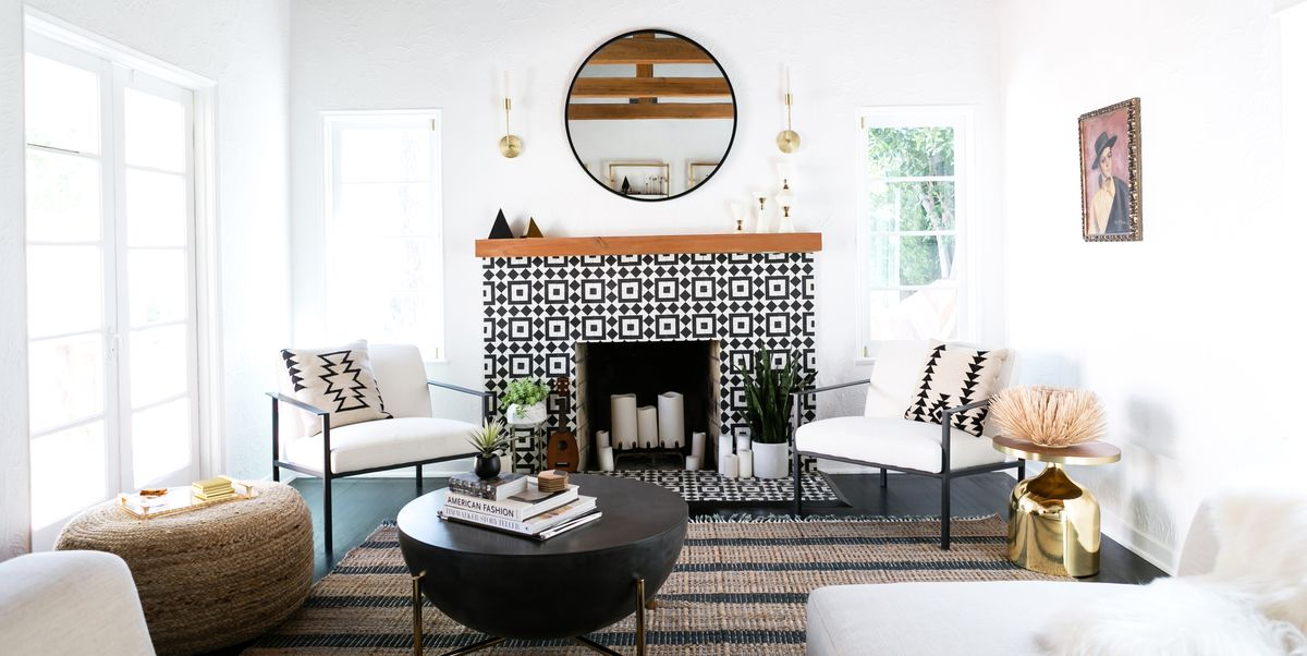House Design Ideas >> A Spanish Style Home Is Reimagined - Home Makeover