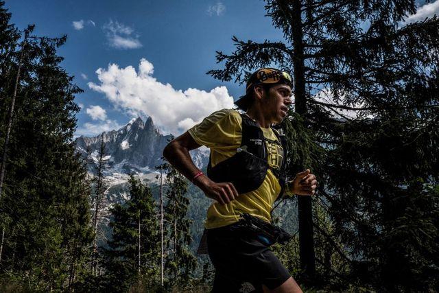 topshot france mountain race trail utmb