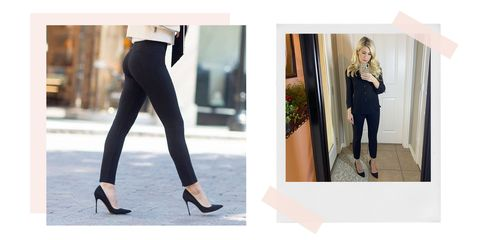 Spanx Perfect Pants review