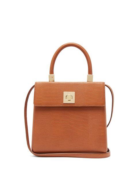 Handbag, Bag, Fashion accessory, Leather, Tan, Brown, Tote bag, Kelly bag, Shoulder bag, Material property,