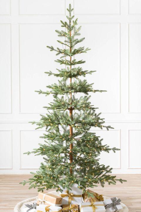 christmas tree, alpine balsam fir from balsam hill