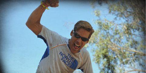 Dean Karnazes Runs Spartan Race