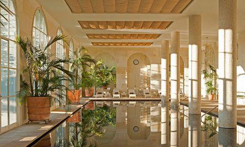 Los mejores spas en Madrid centro, cerca o en Portugal y Andorra - Escapadas románticas con spa en España