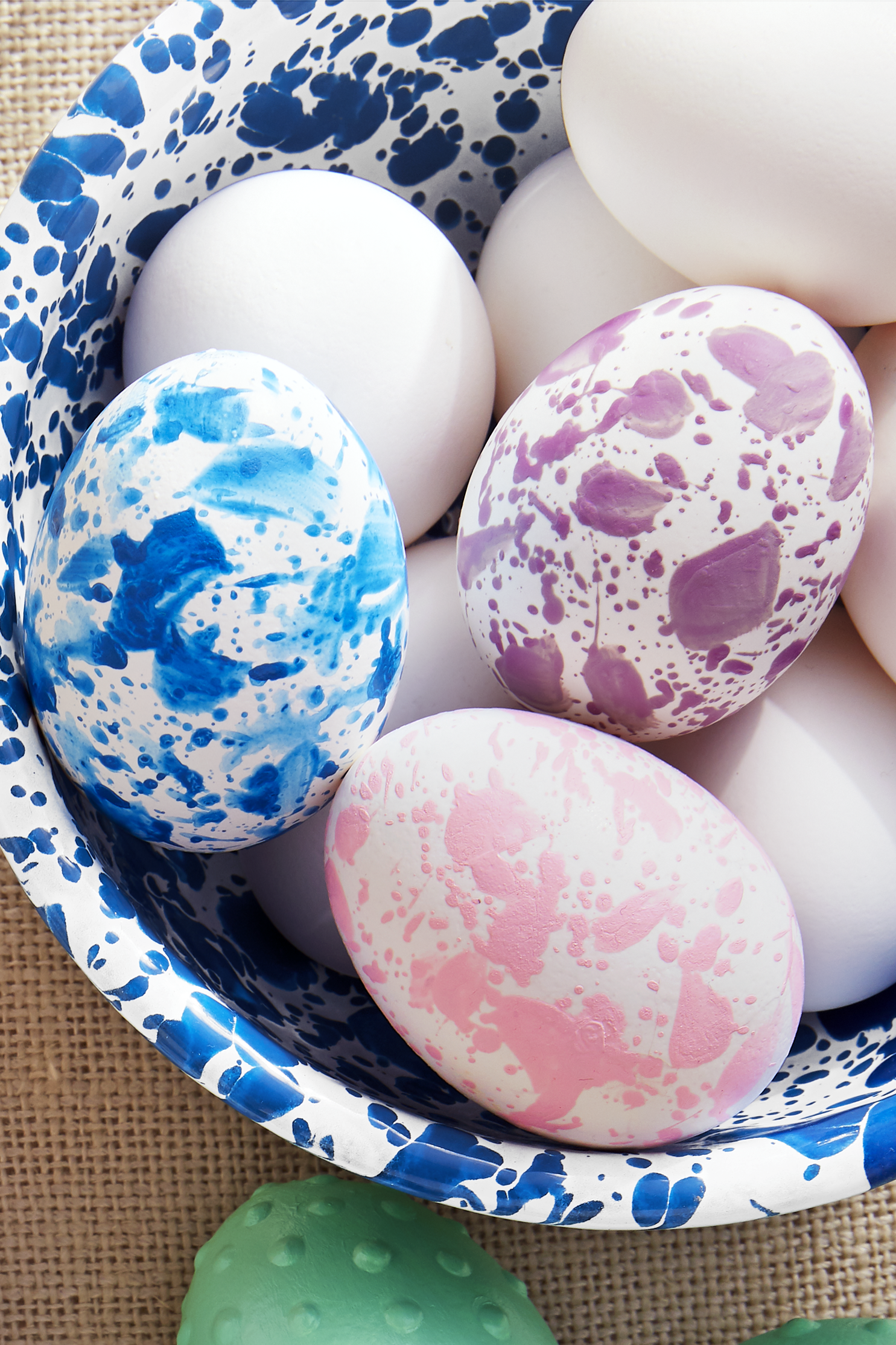 10 Best Easter Egg Painting Techniques How To Paint Easter