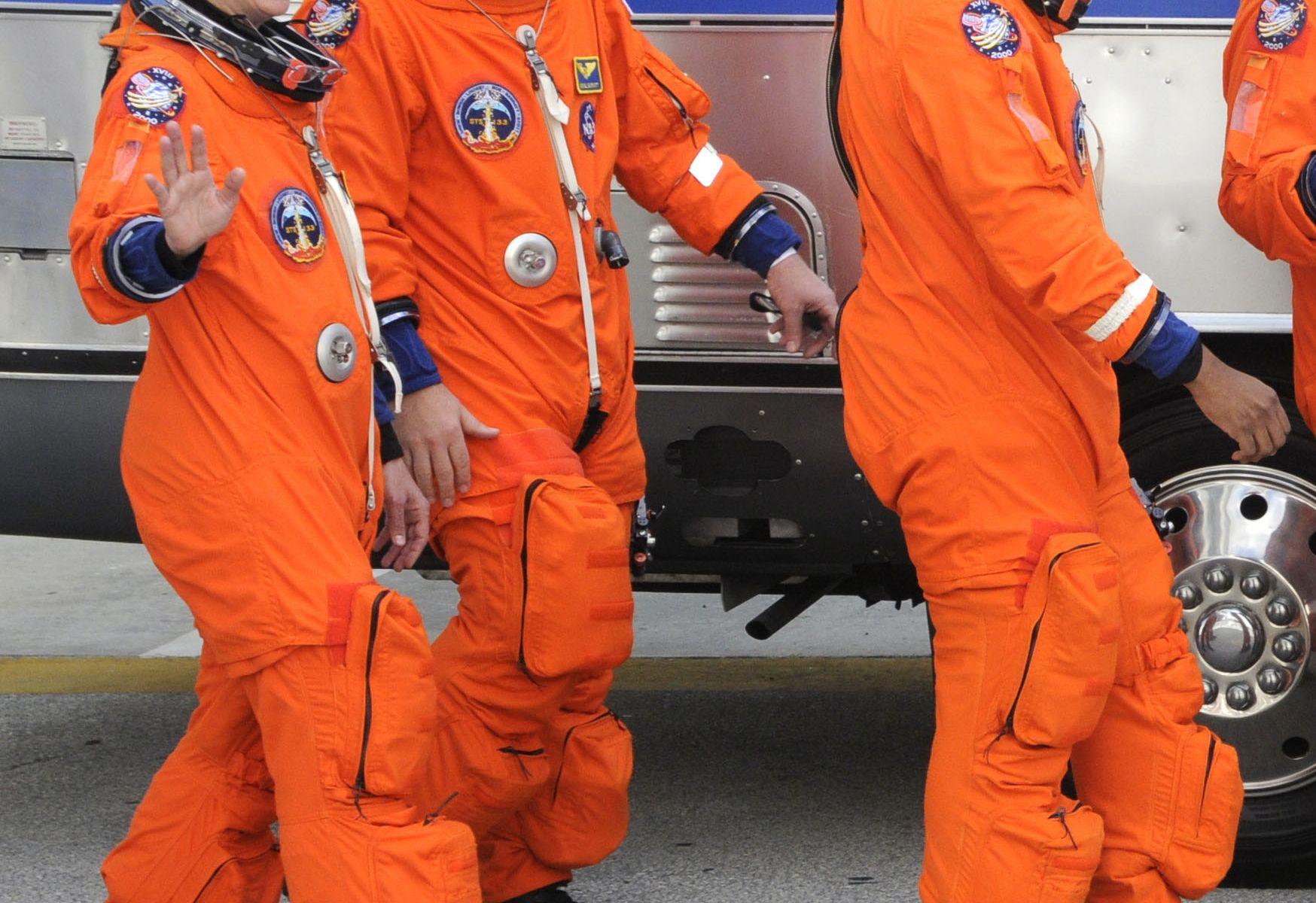 """La campagna beauty """"fare spazio alle donne"""" dell'ex astronauta Nicole Stott è un'idea cosmica"""