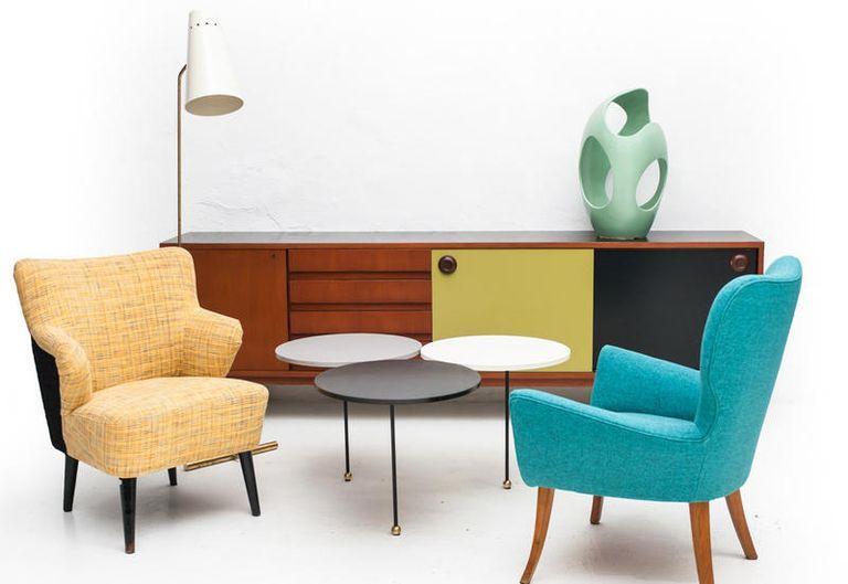 Spazio 900 per comprare modernariato e arredamento vintage online