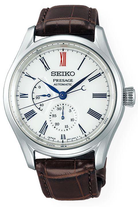 Seiko Prestige Line Arita porcelain dial SPB093watch