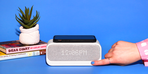 speaker alarm clock review best 2020