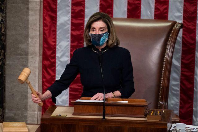impeachment vote in house