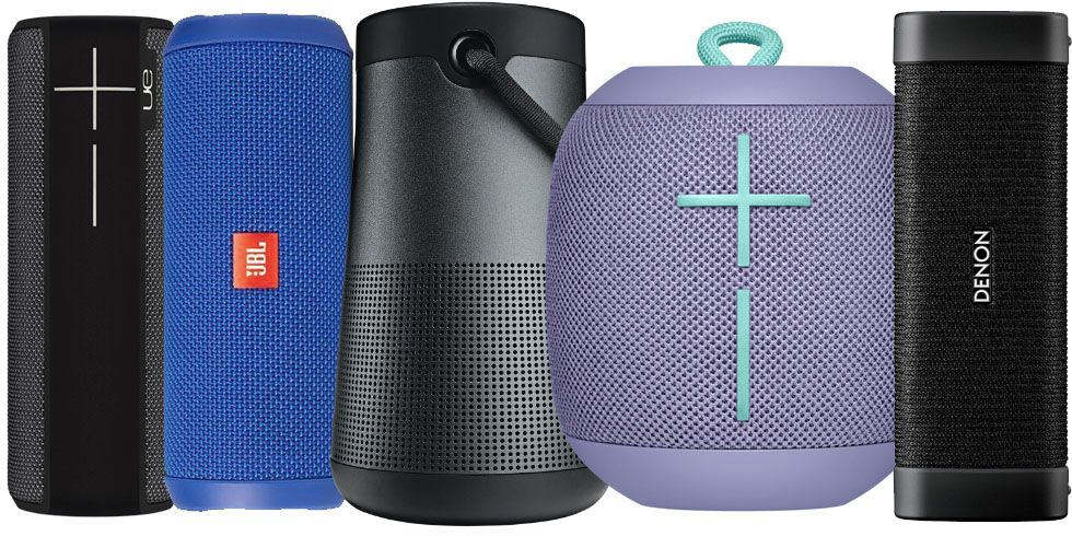 The Best Wireless Speakers To Soundtrack Your Summer Park Sessions