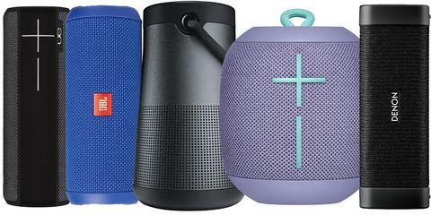 portable speakers andBluetooth speakers