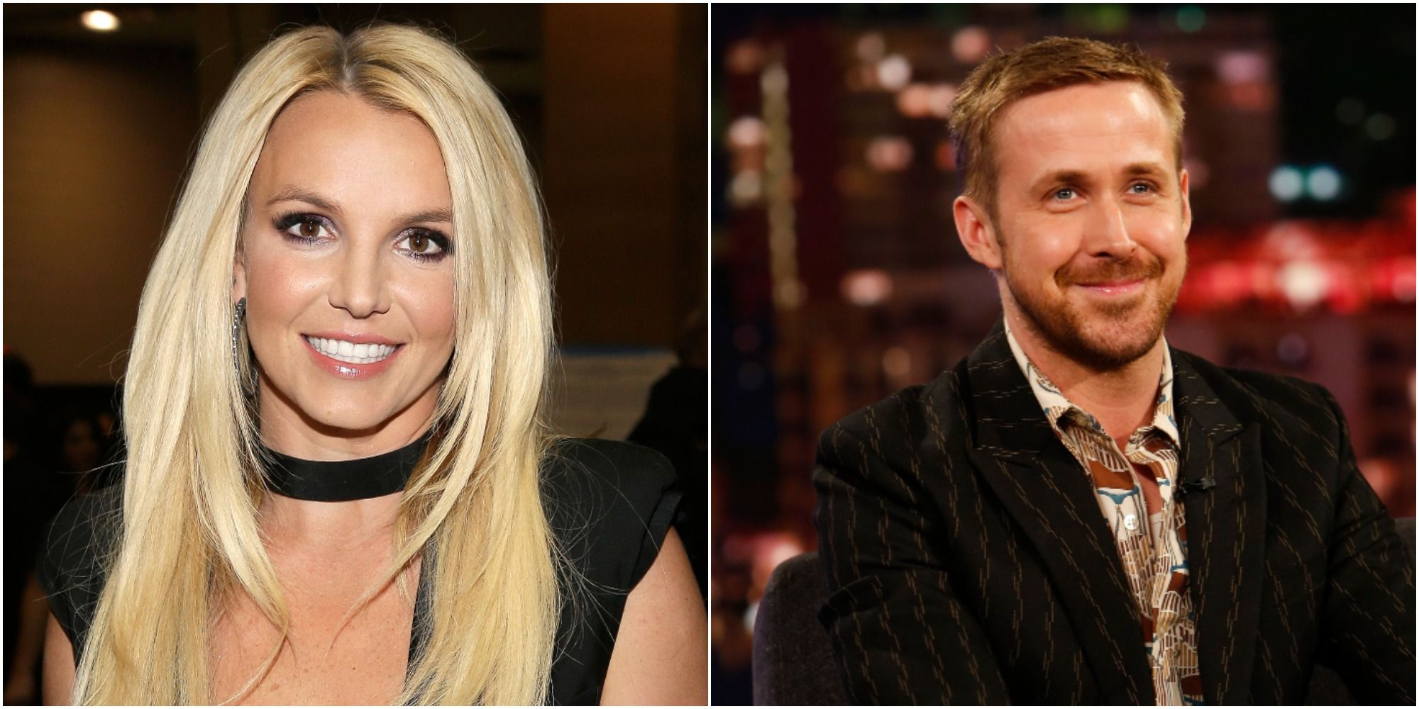 Britney Spears and Ryan Gosling Just Had a 'Mickey Mouse Club' Reunion