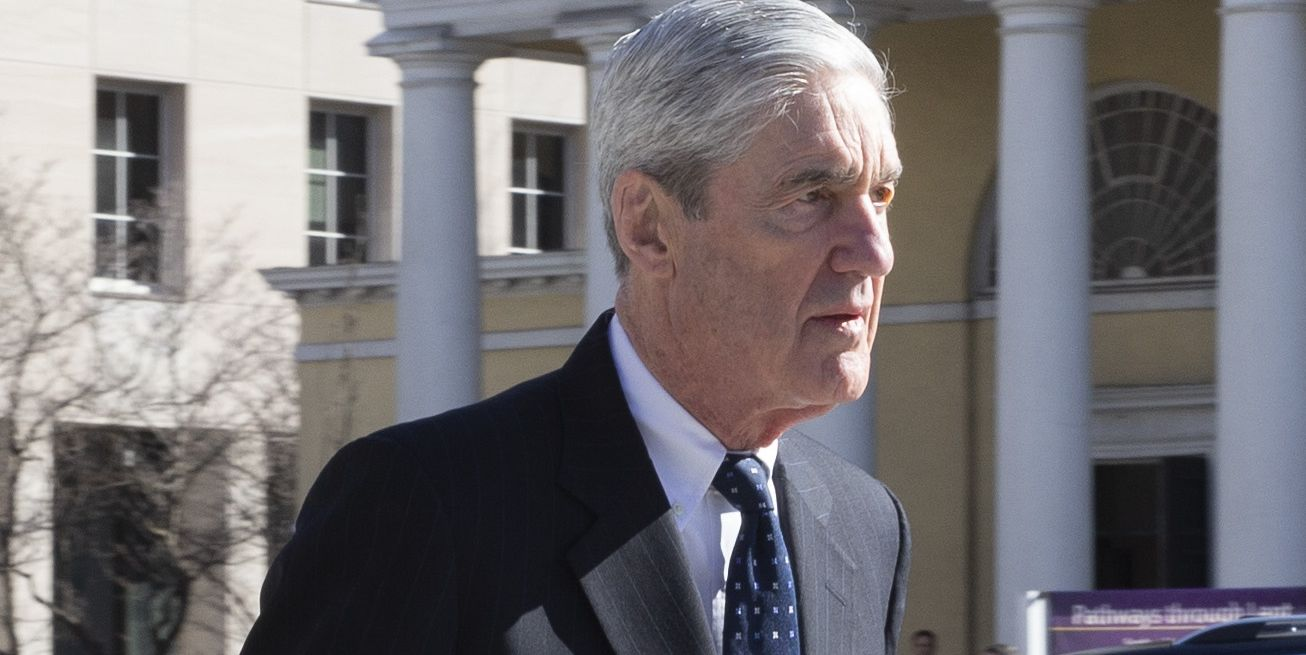 Special Counsel Mueller's Trump-Russia Probe Report Reviewed By Attorney General William Barr