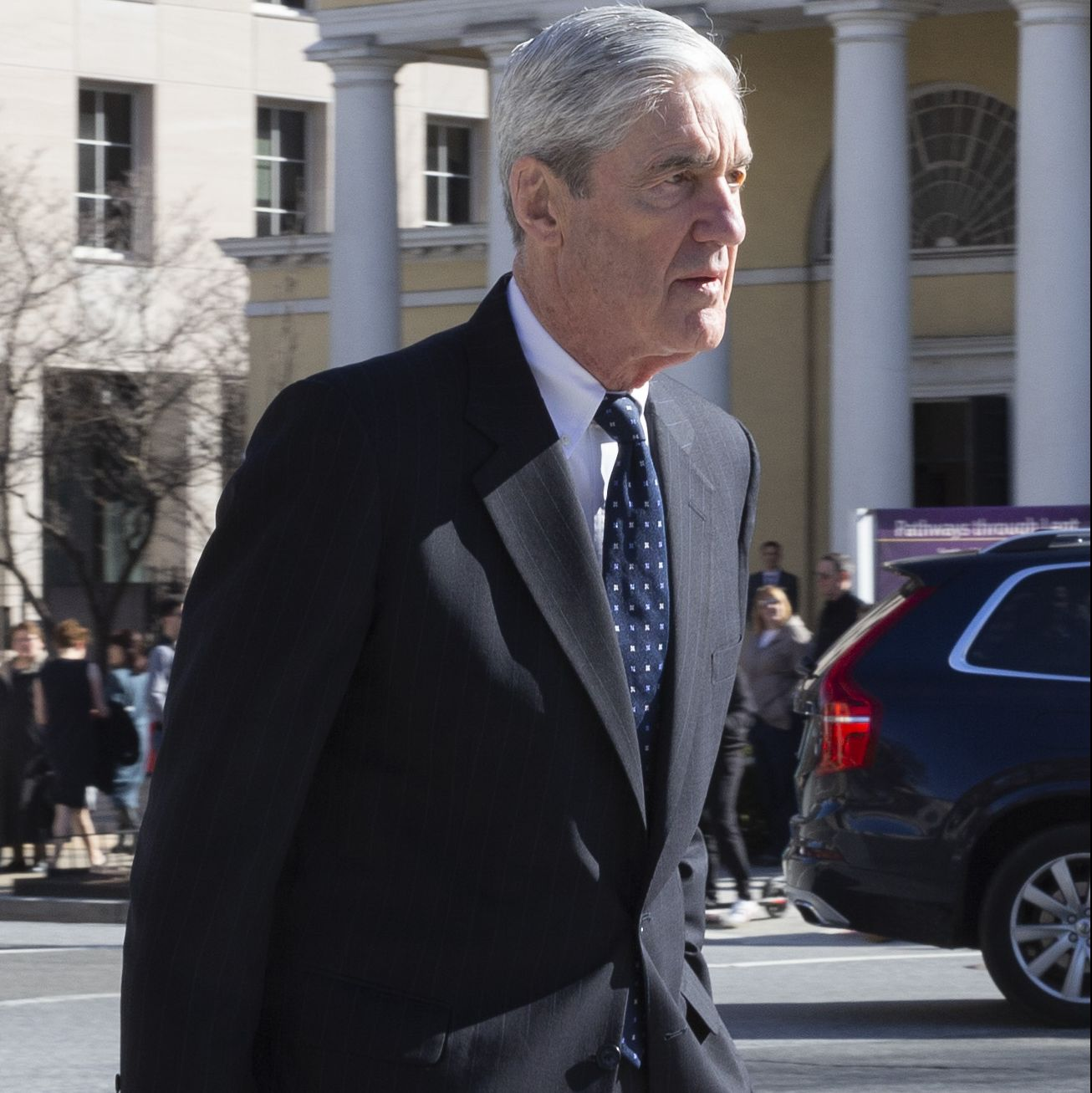 Mueller Found Trump Did Not Conspire With Russia, But Didn't Clear Him on Obstruction of Justice