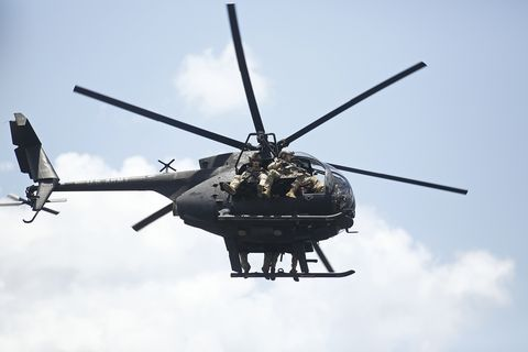 Latest military technology and equipment at the Special Operations Forces Industry conference