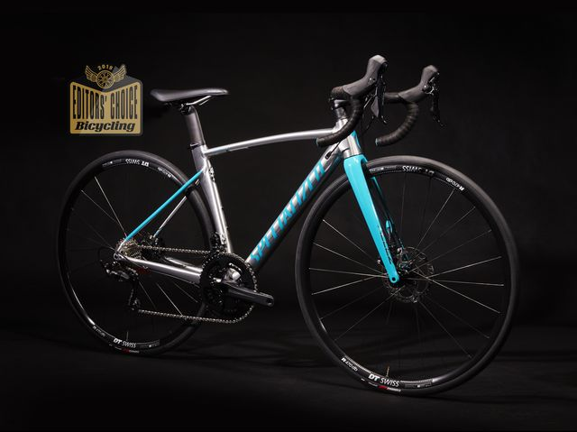 c1a72d1d96b The Specialized Allez Sprint Comp Disc Is a Badass Race Bike You Can Afford
