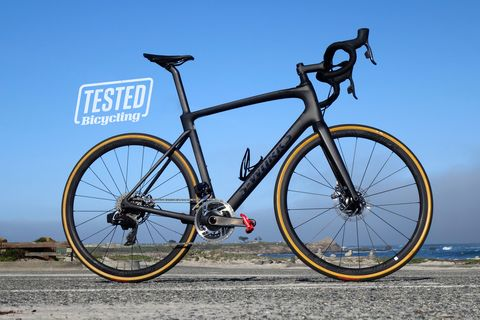 S-Works Roubaix – SRAM Red eTAP AXS