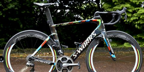 72426f636c1 Check Out Peter Sagan's Tricked-Out Tour de France Bike | Bicycling
