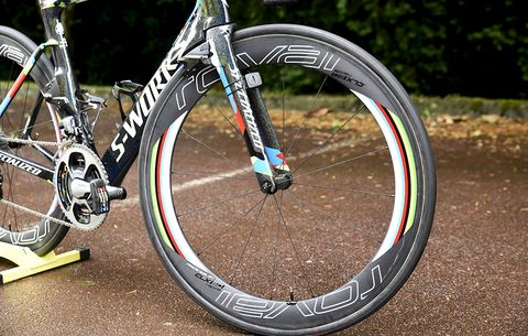 Peter Sagan's Tires
