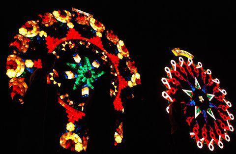 Annual Giant Lantern Festival