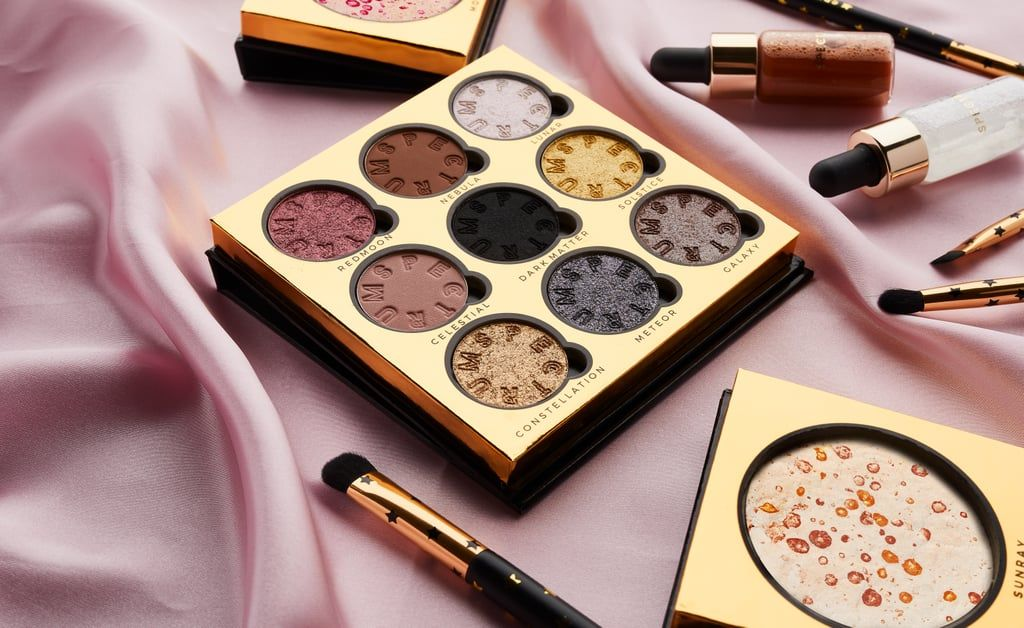 Spectrum's first ever makeup collection is coming and it's zodiac inspired