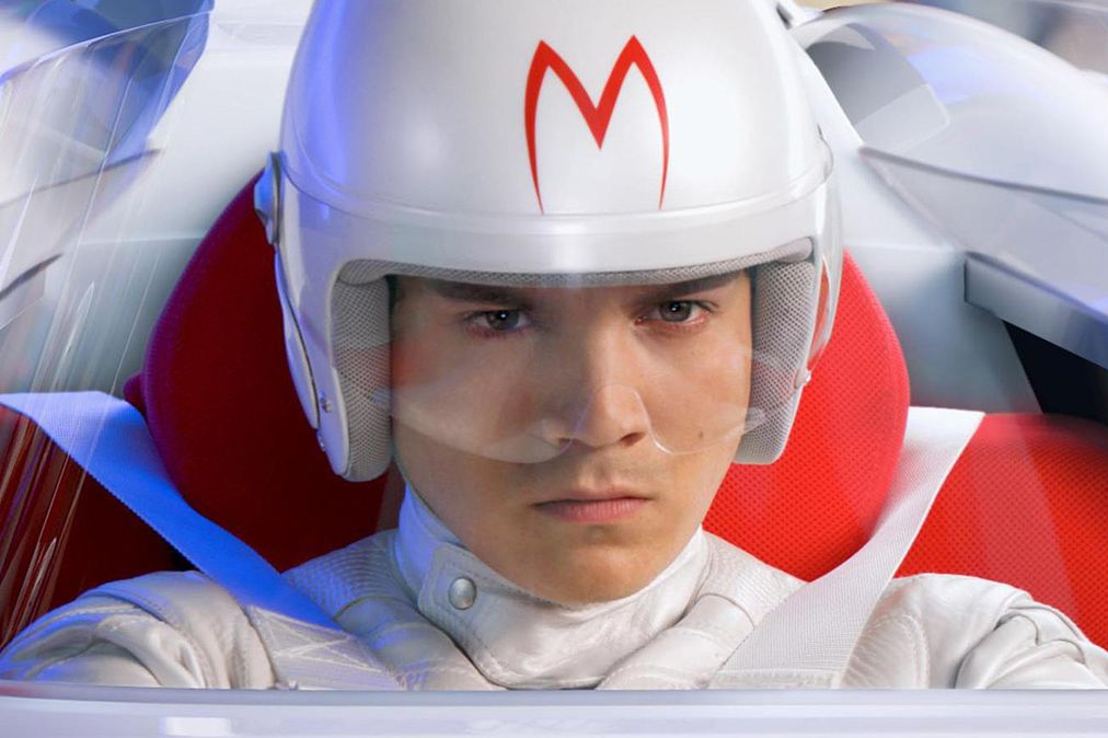 Speed Racer (May 9, 2008)